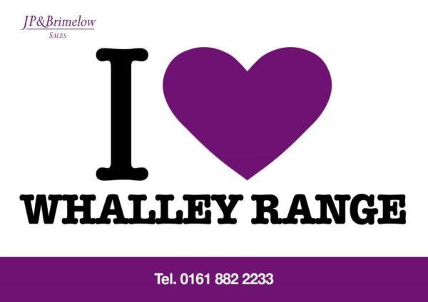 I Love Whalley Range