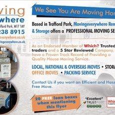 Moving Everywhere