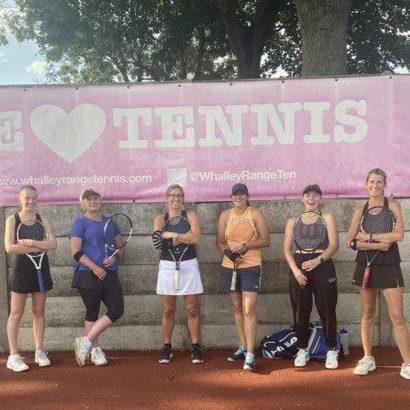 Whalley Range Tennis - Aug 2021