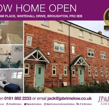 Whittingham Place, Broughton - Mailer Front page